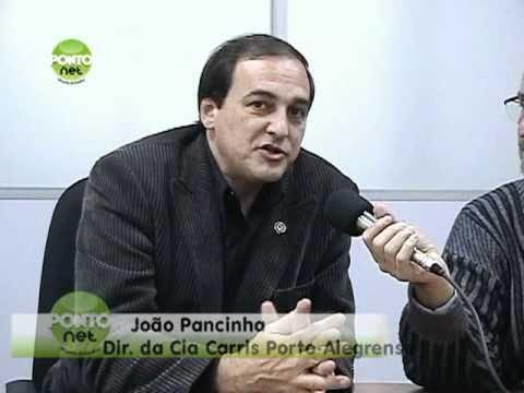 Entrevista com o vereador pelo PMDB, João Pancinha, Diretor Presidente da Companhia Carris Porto-alegrense -  Bloco 1