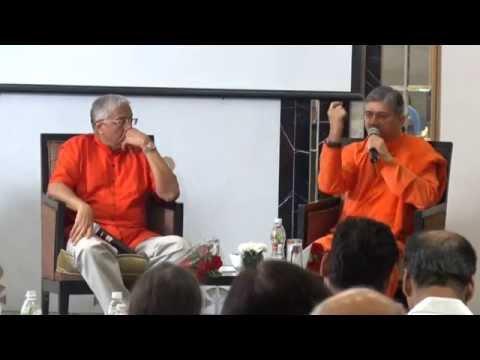 Q& An Session by Sw. Swatmananda & Mr. R. Gopalkrishnan