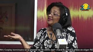 Indiana Tamares comenta sobre el tema laboral en #SoloParaMujeres