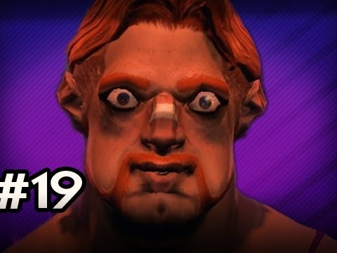 Nonsensical Saints Row The Third w/Sp00n Ep.19 - The New Ginger Powder Video
