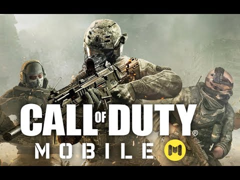 Call Of Duty: Mobile -  Pro Player Tries Battle Royale! HANDCAM! Download In Description!