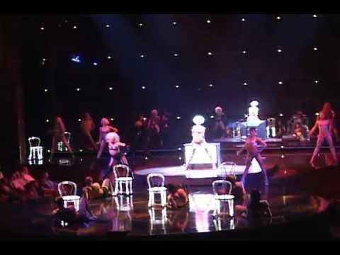 Elena Gatilova for Cirque Du Soleil \