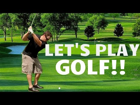 HOW TO PLAY GOLF LIKE A PROFESSIONAL PGA PLAYER! TIPS AND TRICKS!