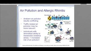 Allergic rhinitis: the environment, genetics, and how they interact
