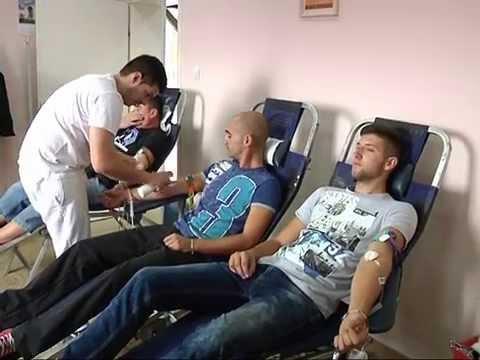 Akcija dobrovoljnog davanja krvi u Bogati�u
