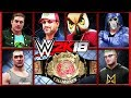 WWE 2K18 : PopularMMOs vs H2O Delirious vs Vanoss vs Ali A vs Matpat vs Mini Ladd | Hell in a Cell |