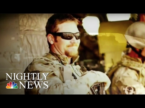Chris Kyle Interview: The Real 'American Sniper' | NBC Nightly News