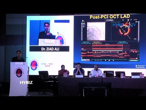 , OCT to improve Procedure outcomes-Dr Ziad Ali