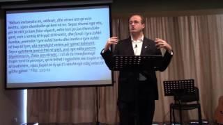 13 Nëntor 2016 Romakëve 8:17b-30 Pjesa 3 (Shpresa e fëmijëve të Perëndisë vargjet 23-25)