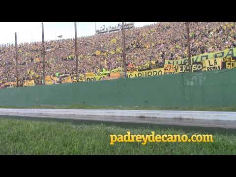 Hinchada Peñarol Clásico Clausura 2015 - Barra Amsterdam - Peñarol