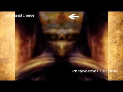 trovata immagine misteriosa sul quadro della monna lisa! assurdo!