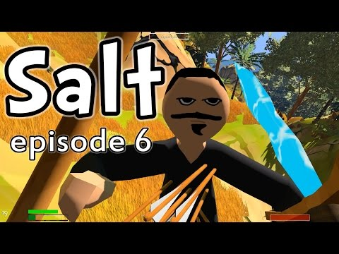 Salt - Let's play SALT the game (early access)! In this episode, we find a nest of pirate battlemasters and