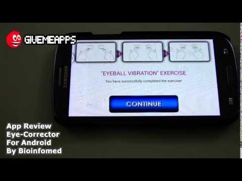 Video of Eye-Corrector Premium