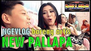 Video Ngevlog Bareng Artis New Pallapa (Dimas dan Hajar Pamuji) MP3, 3GP, MP4, WEBM, AVI, FLV Februari 2019