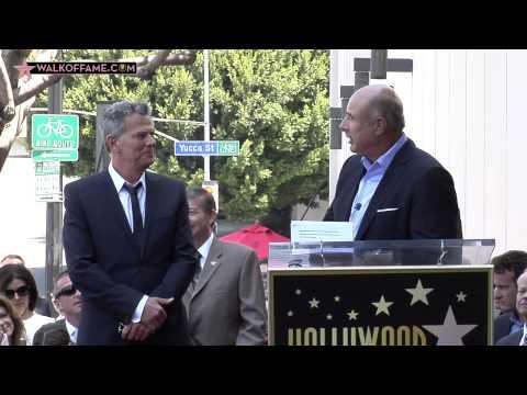 David Foster Walk of Fame Ceremony