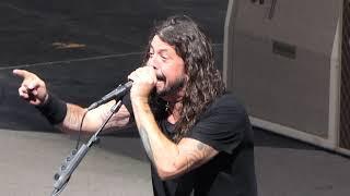 Foo Fighters - Van Halen's Jump and John Lennon's Imagine Mashup (Live from the Pepsi Center)
