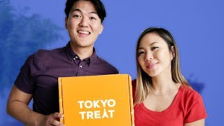Japanese Snack Box Taste Test  | TOKYO TREAT BOX UNBOXING by Tastemade
