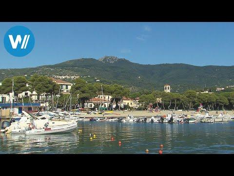 Elba, Dalmatia & Rhodes