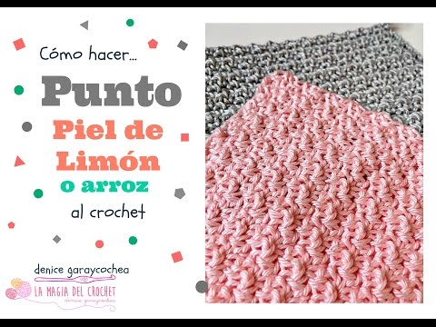 limon de crochet | facilisimo.com