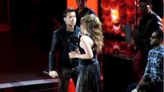 Thalia&Prince Royce - Te Perdiste Mi Amor (Premios Lo Nuestro 2013)