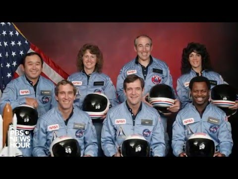 Remembering the Challenger disaster 30 years