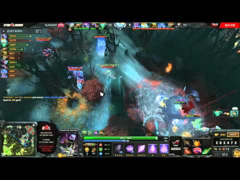 Starladder. Virtus.Pro vs Insane, bo 1. 27.03.2014 (видео)