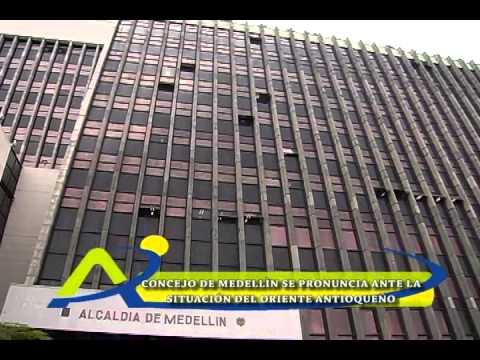 Presidente del Concejo de Medellín, considera necesarias las obras en las subregiones
