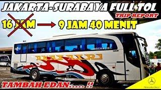 Download Video TRIP - REKOR !!! Fantastis, Sampai Surabaya BELUM GANTI HARI | Naik AKAS ASRI FULL TOL TRANS JAWA MP3 3GP MP4