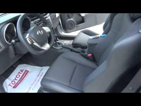 2014 SCion TC Franklin Toyota
