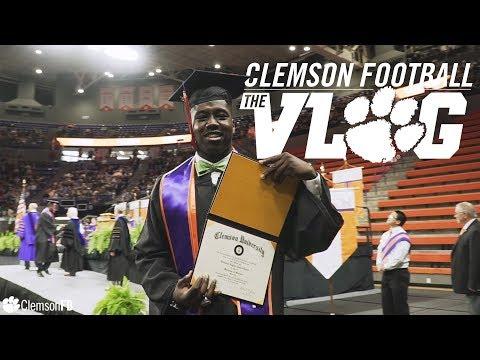 Clemson Football || The Vlog (Ep 17) (видео)