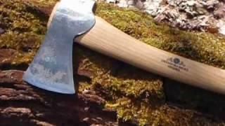 #430 Scandinavian Forest Axe