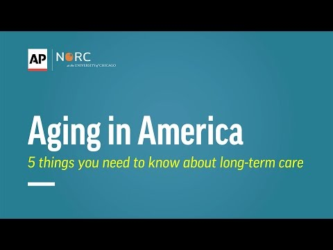 Aging in America - 5 Things You Need to Know