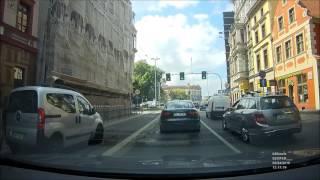 Wyścig ulicami Wrocławia niczym w NFS