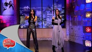 The Comment Backstage - Duo Maya - Teman Tapi Mesra
