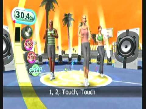 Dance Workout Wii