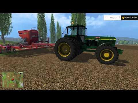JOHN DEERE 4755 New v1.0