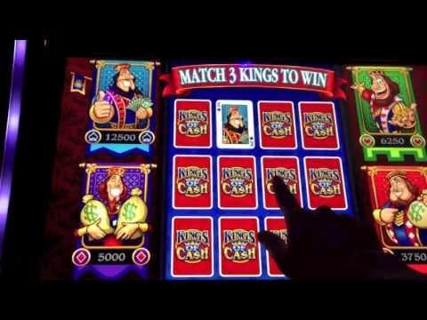 Kings of Cash - ACS - King Matching Slot Machine Bonus