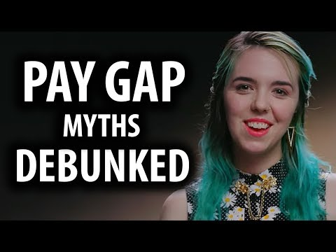 Equal Pay Day Continues to Push Pay Gap Myths