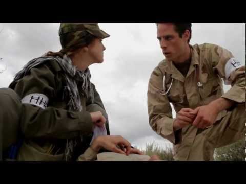 medic - A soldier gets injured on the battlefield and he gets help from some very unusual medics. http://www.facebook.com/thirdstringkickercomedy.