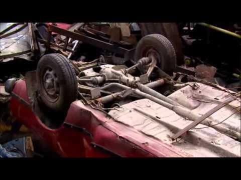 Scrapheap Challenge - Season 10 Episode 5 -  Dune Bashers