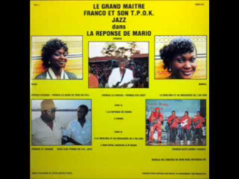 Franco Luambo Makiadi - La reponse de Mario 2