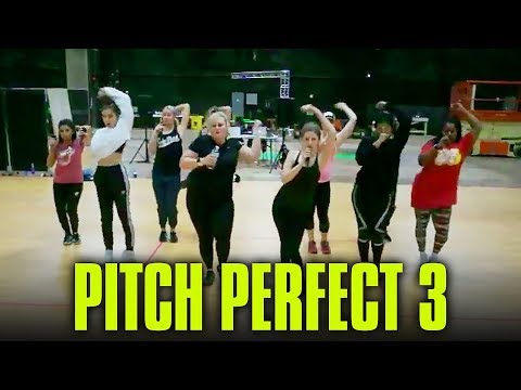 Pitch Perfect 3 Rehearsals - Cheap Thrills / I Don't Like It, I Love It
