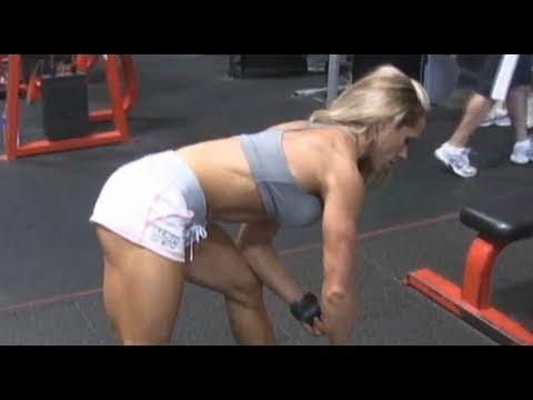 Моника Брант и FitnessandFigure