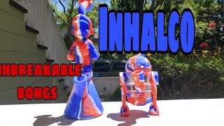 Inhalco unbreakable bongs by BigMike 420 Lifestyle