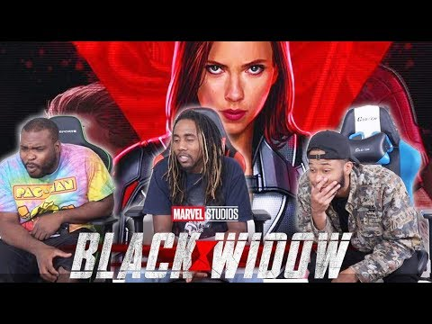 Black Widow-Official Teaser Trailer Reaction/Review