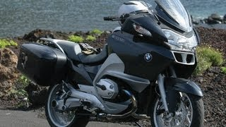 4. First impressions of the 2006 BMW R1200RT SE