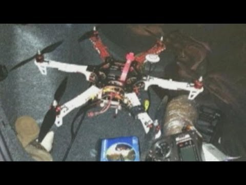 Mark - Drone Used to Drop Tobacco To Friend in Prison Subscribe to http://www.YouTube.com/MarkDice http://www.Facebook.com/MarkDice http://www.Twitter.com/MarkDice ...