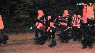 MöllnTV - Laternenumzug Der Freiwilligen Feuerwehr Mölln 2012