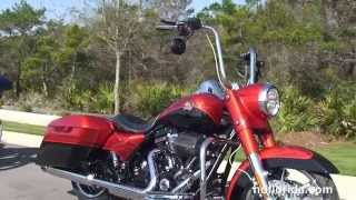 9. New 2014 Harley Davidson CVO Road King Motorcycles for sale - Panama City Beach