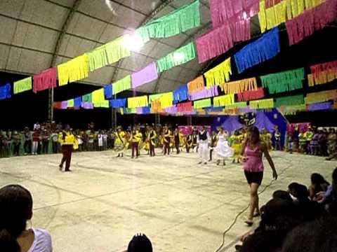 Quadrilha Show Campeã 2011 em Mogeiro ...